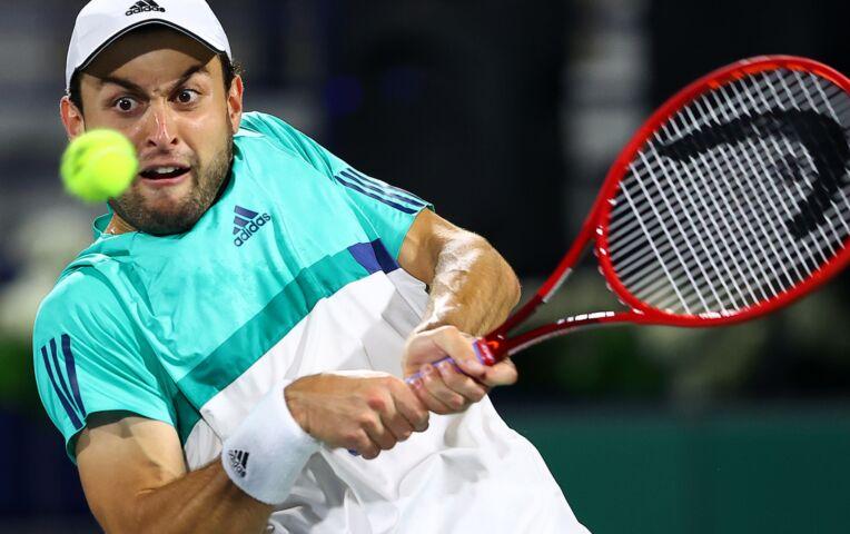 Karatsev wint ATP Dubai