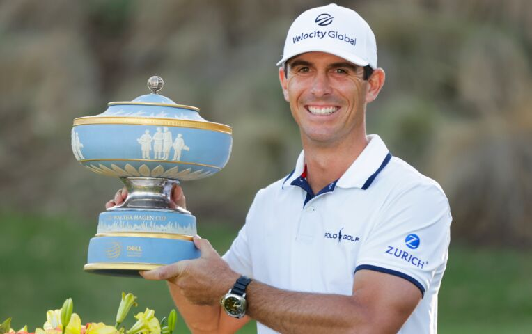 Billy Horschel wint WK Matchplay