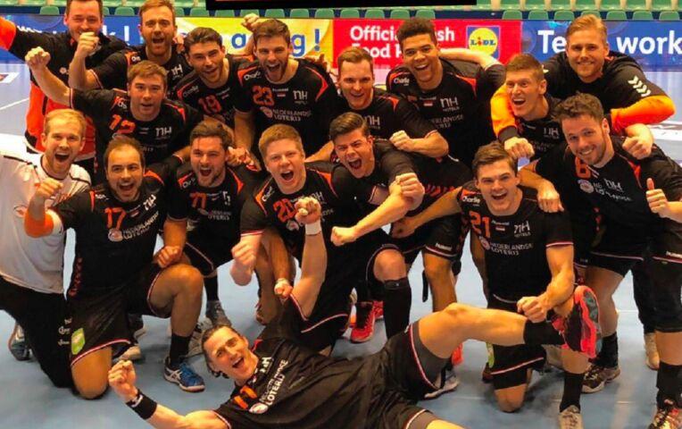 EK Kwalificatie Handbal Heren: Polen - Nederland