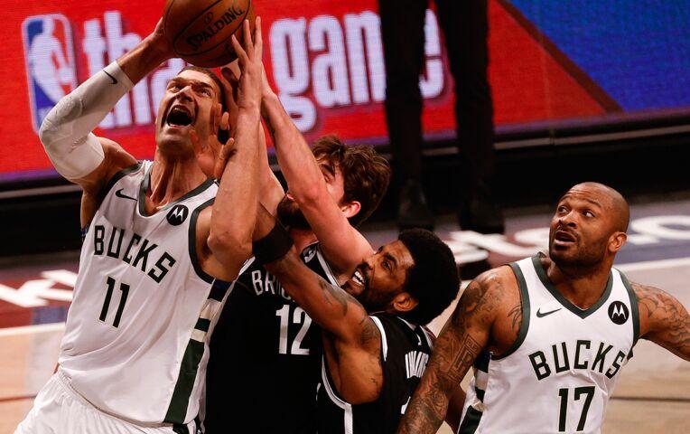 The Fast Break: Nets geven Bucks eerste tik
