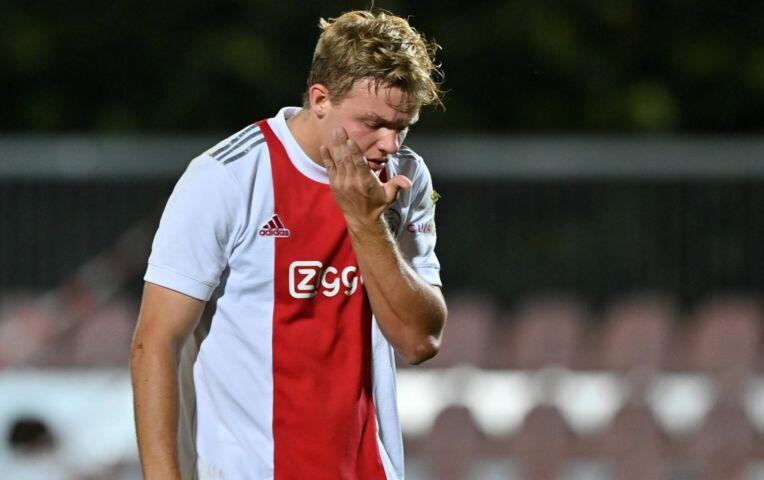 Youth League: Ajax - Dortmund