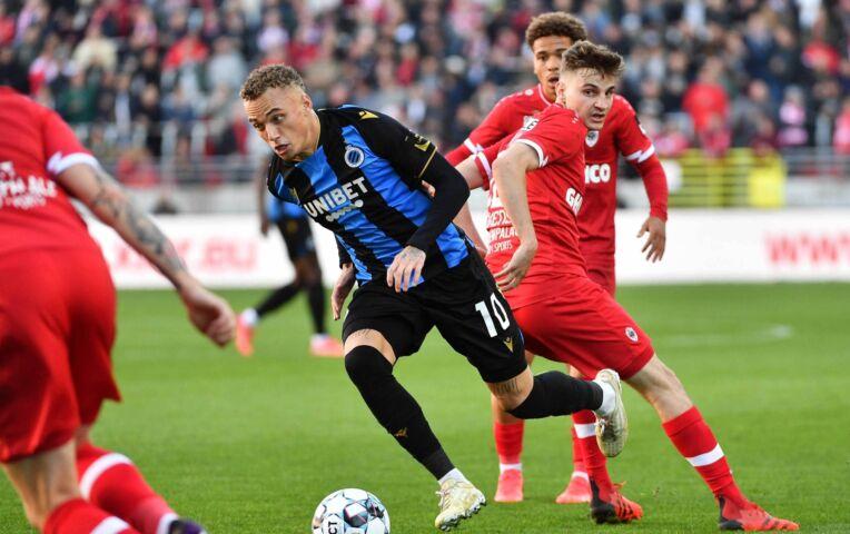 Antwerp - Club Brugge