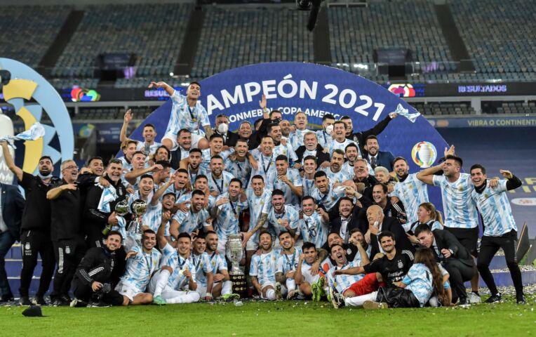 Argentinië - Brazilië
