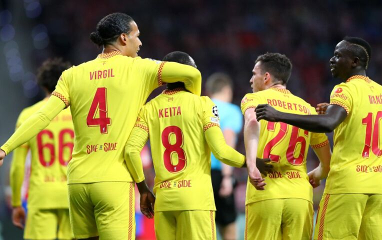Atlético Madrid - Liverpool