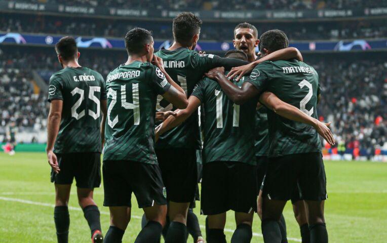 Besiktas - Sporting CP