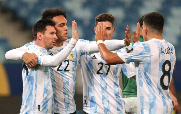 Bolivia – Argentinië