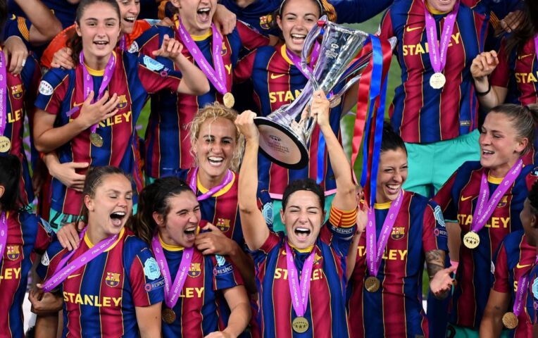 Women's Champions League finale Chelsea - Barcelona
