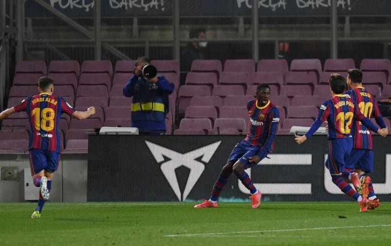 Barcelona - Real Valladolid