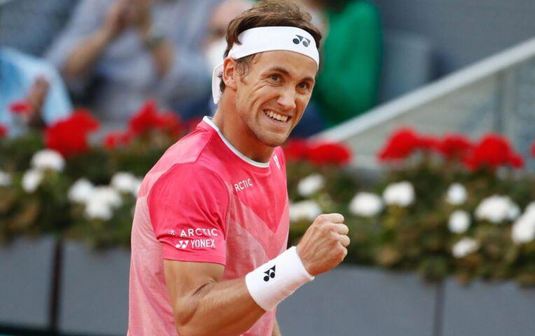 Casper Ruud wint het Swiss Open in Gstaad