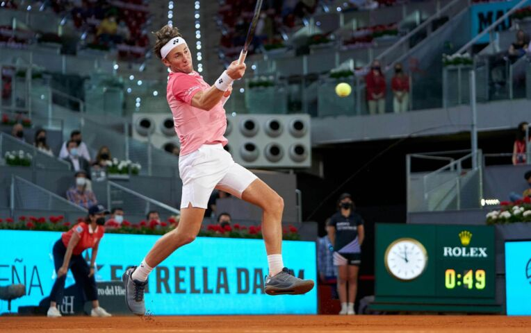 Ruud wint van Shapovalov in finale van Genève Open