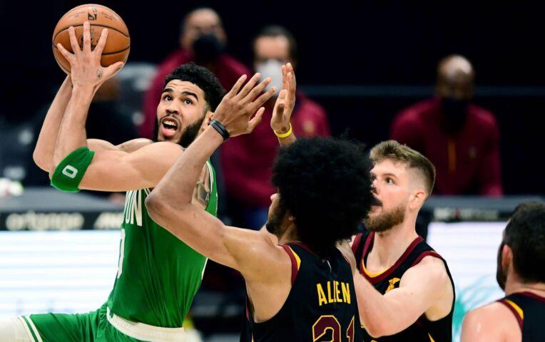 The Fast Break: Cavaliers schieten Knicks naar eerste play-offs sinds 2013