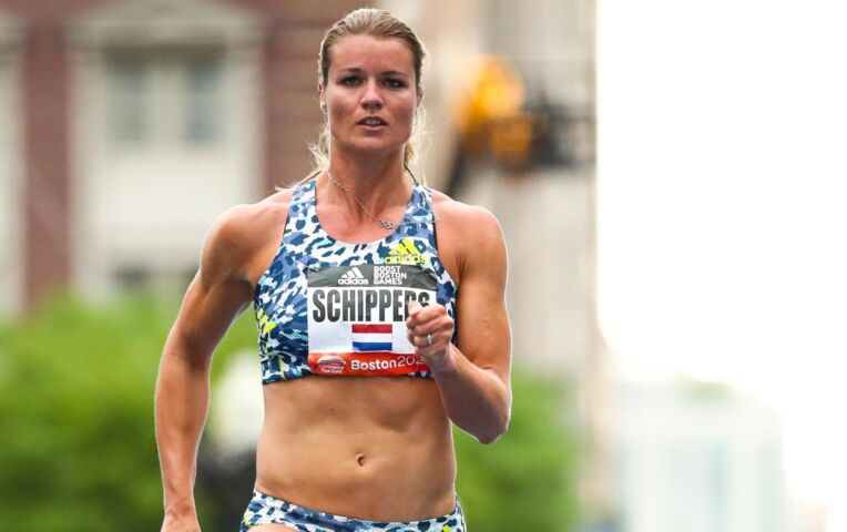 Dafne Schippers stelt teleur op 200 meter