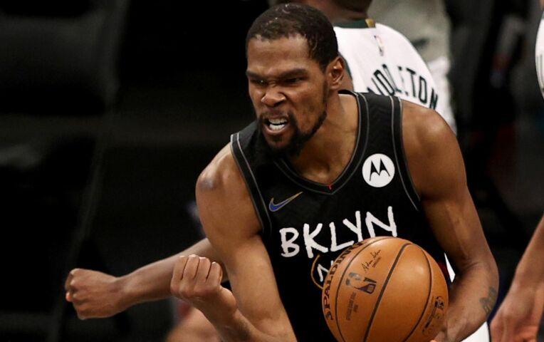 The Fast Break: Geweldige Durant en Nets pakken 3-2 voorsprong
