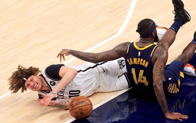 The Fast Break: Durant weer heerlijk op dreef