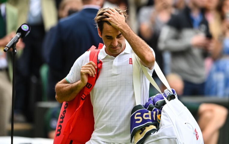 Federer verrassend onderuit tegen Hurkacz
