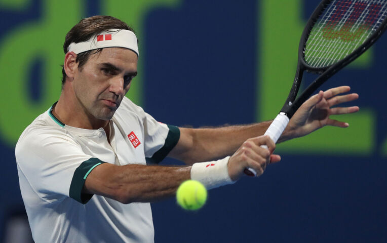 Federer verliest van Basilashvili in Qatar