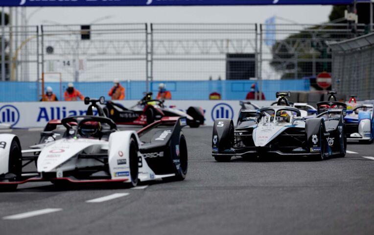 Formule E: Stoffel Vandoorne wint 2e race in Rome