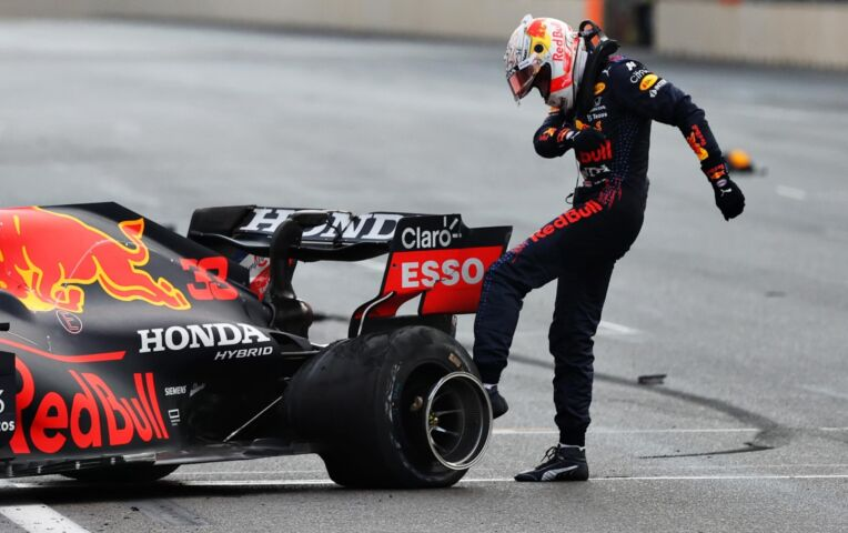 GP van Azerbeidzjan: Race