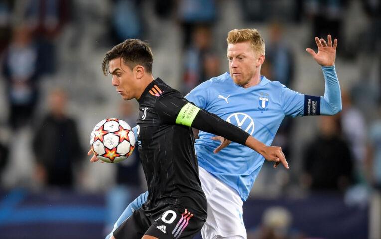Malmö - Juventus