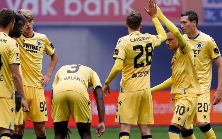 Charleroi - Club Brugge