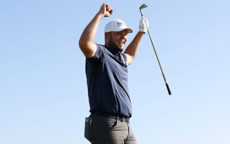 Hole in one voor Jonathan Thomson