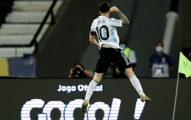 Argentinië - Chili