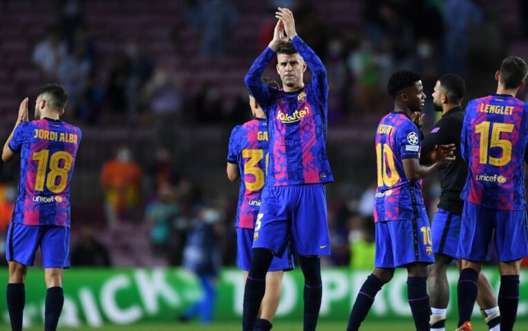 Barcelona - Dinamo Kiev