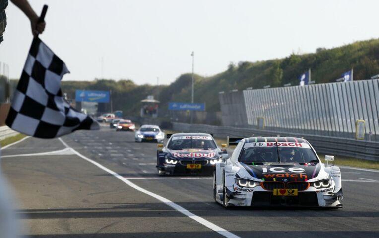 Hoogtepunten DTM Assen Race 1