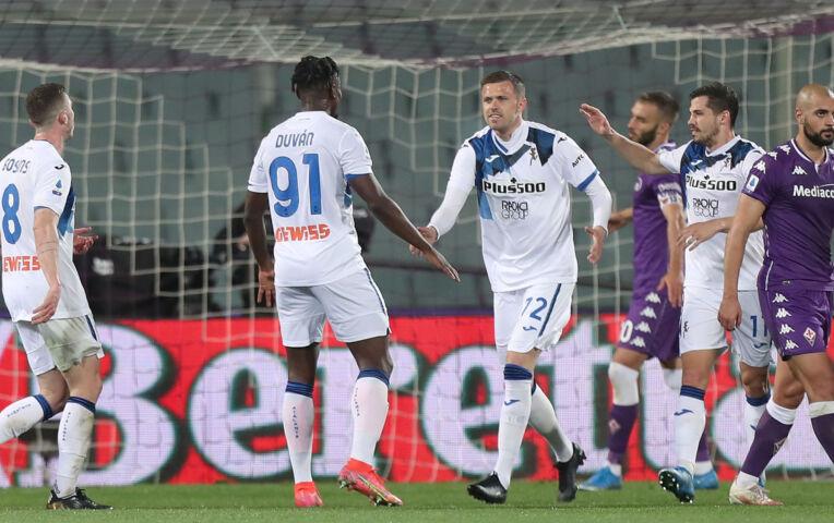 Fiorentina - Atalanta Bergamo