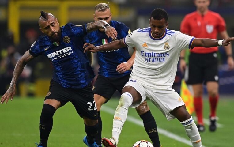 Internazionale - Real Madrid