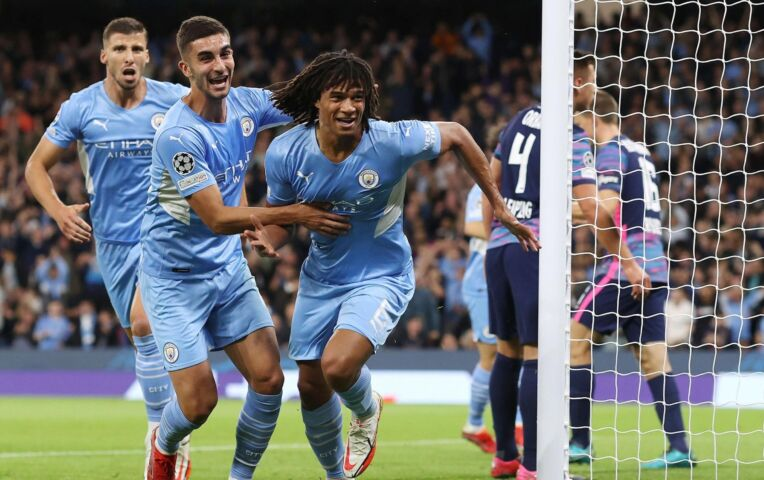 Samenvatting Manchester City - RB Leipzig