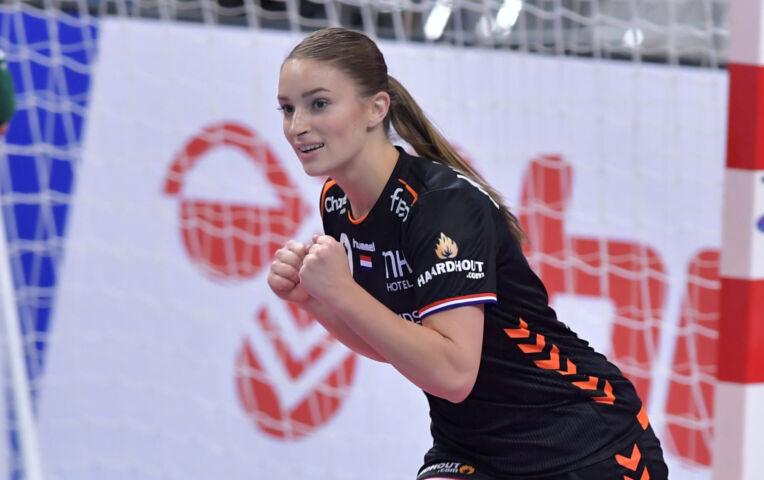 EK-kwalificatie Handbal: Nederland - Wit-Rusland