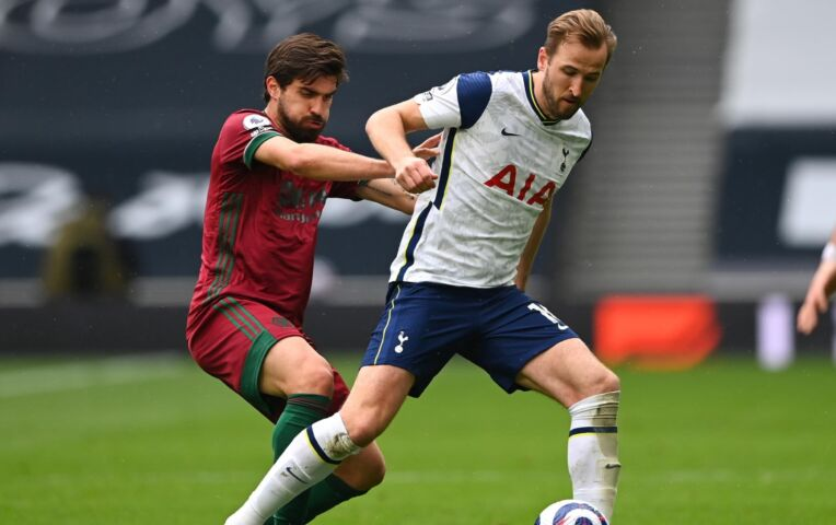 Tottenham Hotspur - Wolverhampton Wanderers