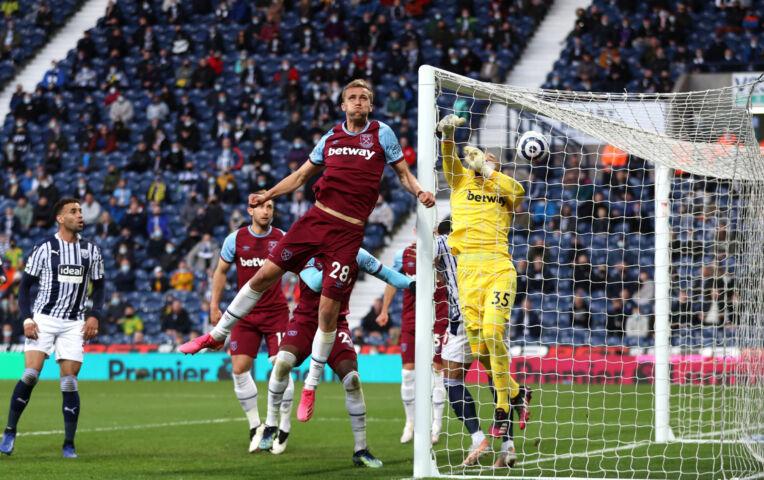 West Bromwich Albion - West Ham United
