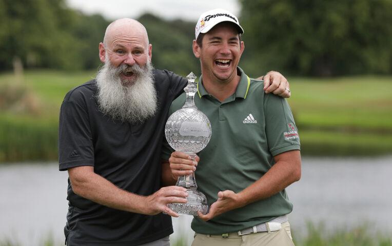 Herbert wint de Irish Open