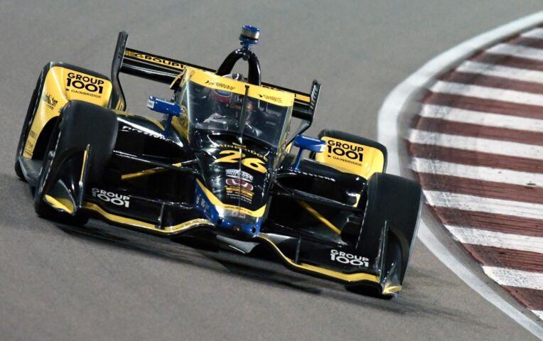 IndyCar: Herta domineert op Laguna Seca