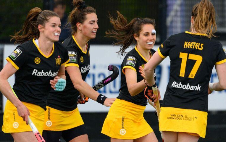 Hoofdklasse Hockey Dames: Den Bosch - Laren