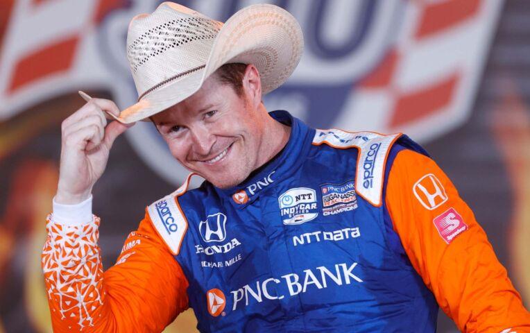 IndyCar Texas Motor Speedway: Dixon wint race 1