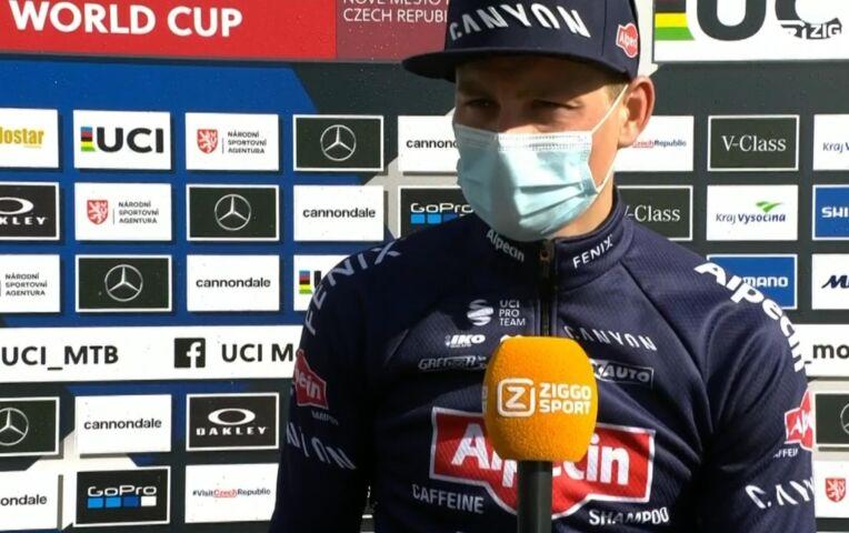 Mathieu van der Poel: 'Dit is mooiste dicipline'