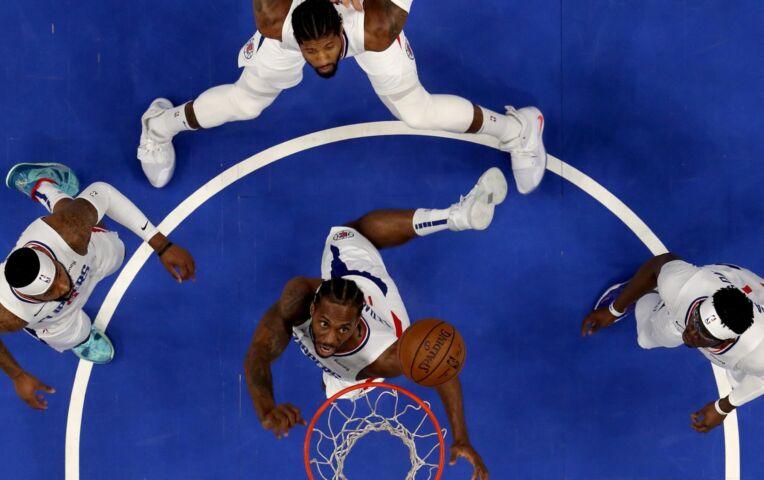 The Fast Break: LA Clippers dwingen zevende game af