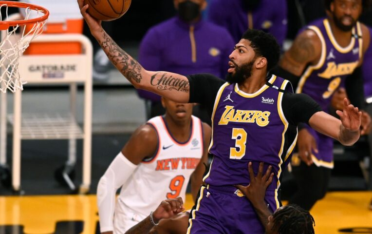 The Fast Break: Lakers blijven vechten om play-offticket