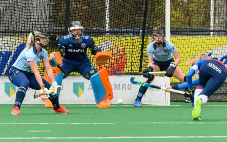 Hoofdklasse Hockey Dames: Laren - SCHC