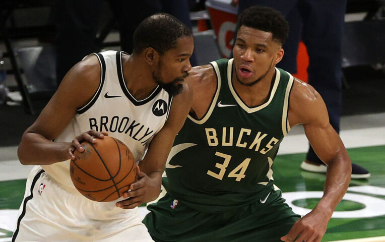 The Fast Break: Grootse Giannis kraakt Brooklyn in Eastern Conference-clash