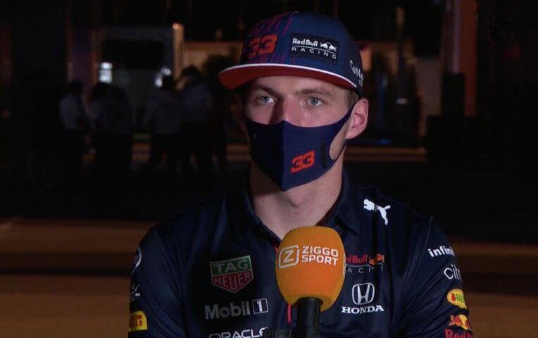 Interview Verstappen: 'Onze auto ligt deze baan niet'