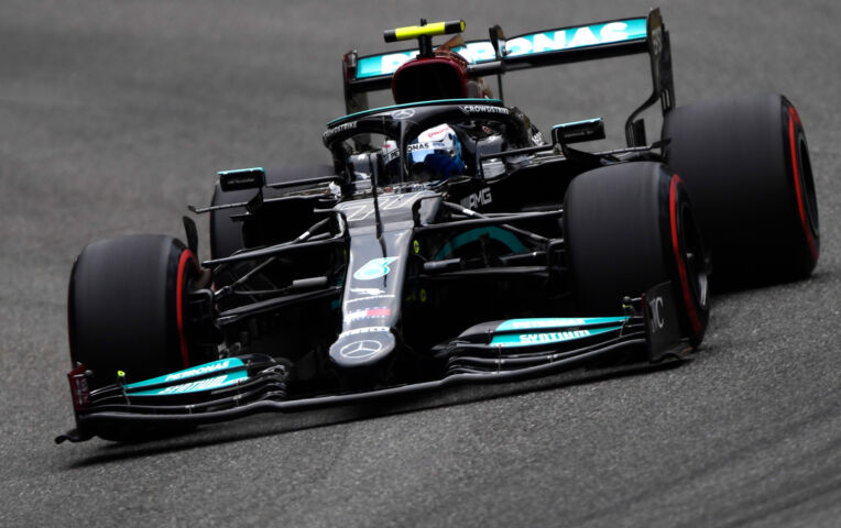 GP van Italië: Kwalificatie Sprint