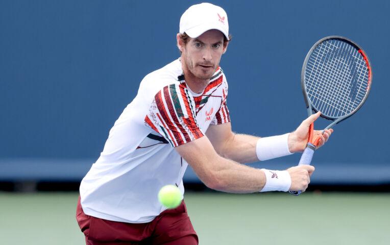 Andy Murray niet verder in Cincinnati