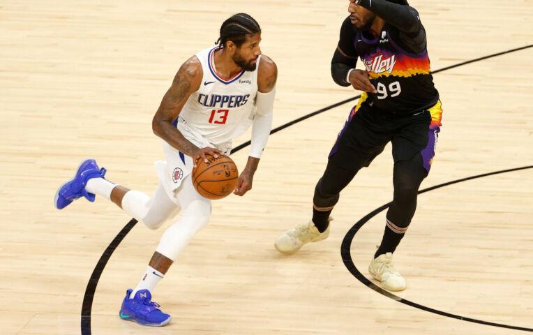 The Fast Break: Ontketende Paul George redt Clippers