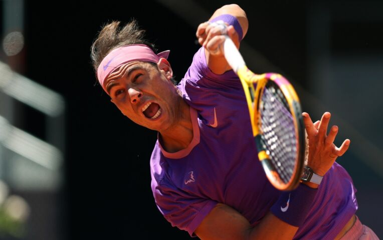 Nadal en Ruud winnen in Madrid