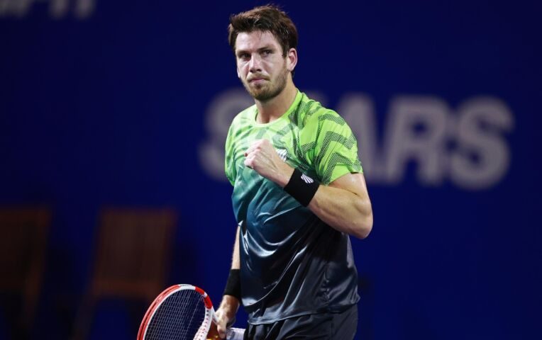 Norrie wint eerste ATP titel in Los Cabos