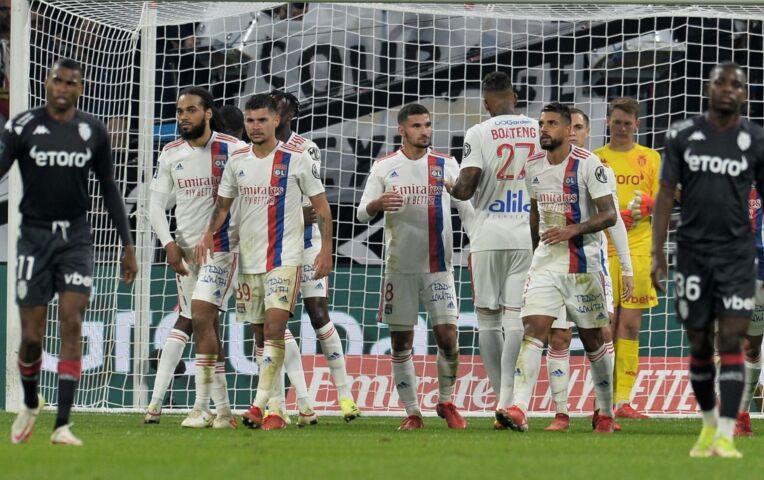 Olympique Lyon - AS Monaco